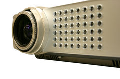 Isolated Projector2 Royalty Free Stock Image