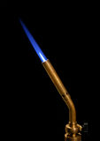 Isolated propane torch Royalty Free Stock Photo