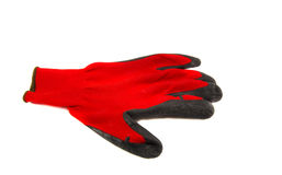Isolated protective glove Royalty Free Stock Photo