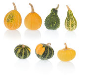 Isolated pumkins