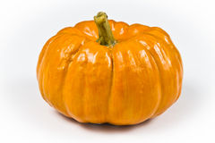 Isolated pumpkin Royalty Free Stock Photos