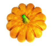 Isolated pumpkin 3d rendering Stock Photo