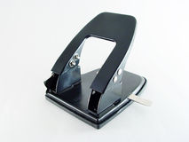 Isolated puncher. Isolated paper hole puncher Stock Photos