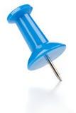 Isolated pushpin stock photo
