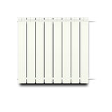 Isolated Radiator Royalty Free Stock Images