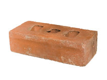 Free Isolated Red Brick Royalty Free Stock Photography - 3555307