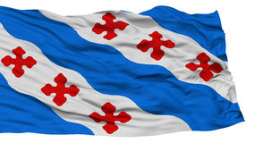 Isolated Rockville City Flag, United States of America Stock Image