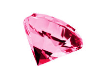 Isolated Ruby Royalty Free Stock Images
