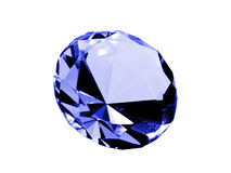 Isolated Sapphire Royalty Free Stock Photos