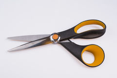 Isolated scissors on white Royalty Free Stock Image