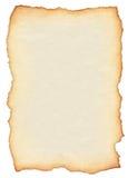 isolated scroll Στοκ Εικόνα