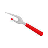 Isolated seam ripper. Icon  illustration graphic design Royalty Free Stock Photography