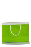 Isolated of shopping bag Royalty Free Stock Photography