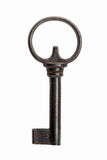 Isolated Skeleton Key Stock Photos