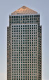 Isolated skyscraper. Royalty Free Stock Photo