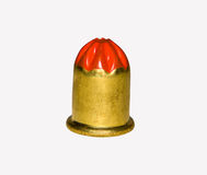 Isolated Small Bullet Stock Photography