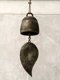 An isolated small old style bell Stock Images