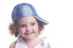 Isolated Smiling child Royalty Free Stock Image