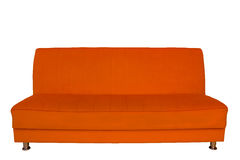 Isolated sofa Royalty Free Stock Photos
