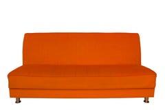 Isolated sofa Royalty Free Stock Photos