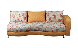 Isolated sofa Royalty Free Stock Image