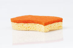Isolated sponge Stock Images