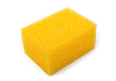 Isolated sponge Stock Photos