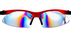 Isolated Sports Glasses Stock Photos