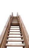 Isolated stairway Stock Photo