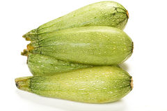 Isolated Summer Squash Stock Photos