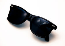 Isolated sunglasses Stock Images
