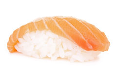 Isolated sushi Stock Photography