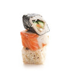 Isolated Sushi Royalty Free Stock Photos