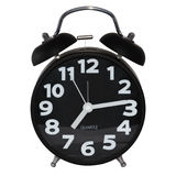 Isolated Table Alarm Clock Royalty Free Stock Image