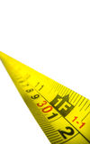 Isolated Tape Measure Stock Photography
