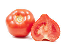 Isolated tomato Stock Images