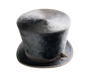 Isolated top hat royalty free stock photography