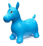 Isolated toy horse Royalty Free Stock Photos