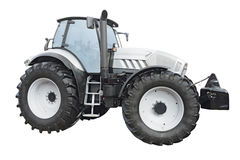 Isolated tractor Stock Photography