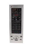 Isolated TV remote control Royalty Free Stock Photography