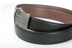 Isolated two side belt Royalty Free Stock Photo