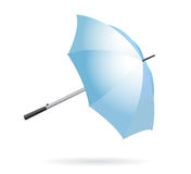 Isolated umbrella Stock Photo