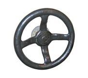 Isolated valve wheel Royalty Free Stock Image