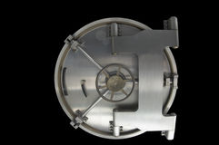 Isolated vault Royalty Free Stock Images
