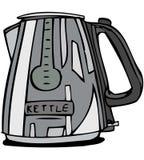 Isolated Vector Illustration of Kitchen Kettle Stock Photo