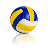 Isolated Volleyball Royalty Free Stock Photography