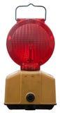 Isolated warning light Royalty Free Stock Image
