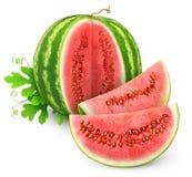Isolated Watermelon Stock Photo