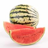 Isolated watermelon Royalty Free Stock Images
