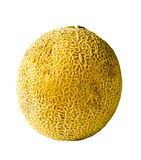 Isolated Whole Cantaloupe Royalty Free Stock Images